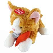 "ASPCA 8.5"" Adoptable Tabby Kitten Plush w/ Sound at Kmart.com"