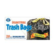 American Fare Drawstring 30 Gallon Trash Bags 28 Count at Kmart.com