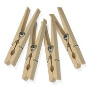 Honey Can Do Wood Clothespins with Spring - 200 pack at Kmart.com
