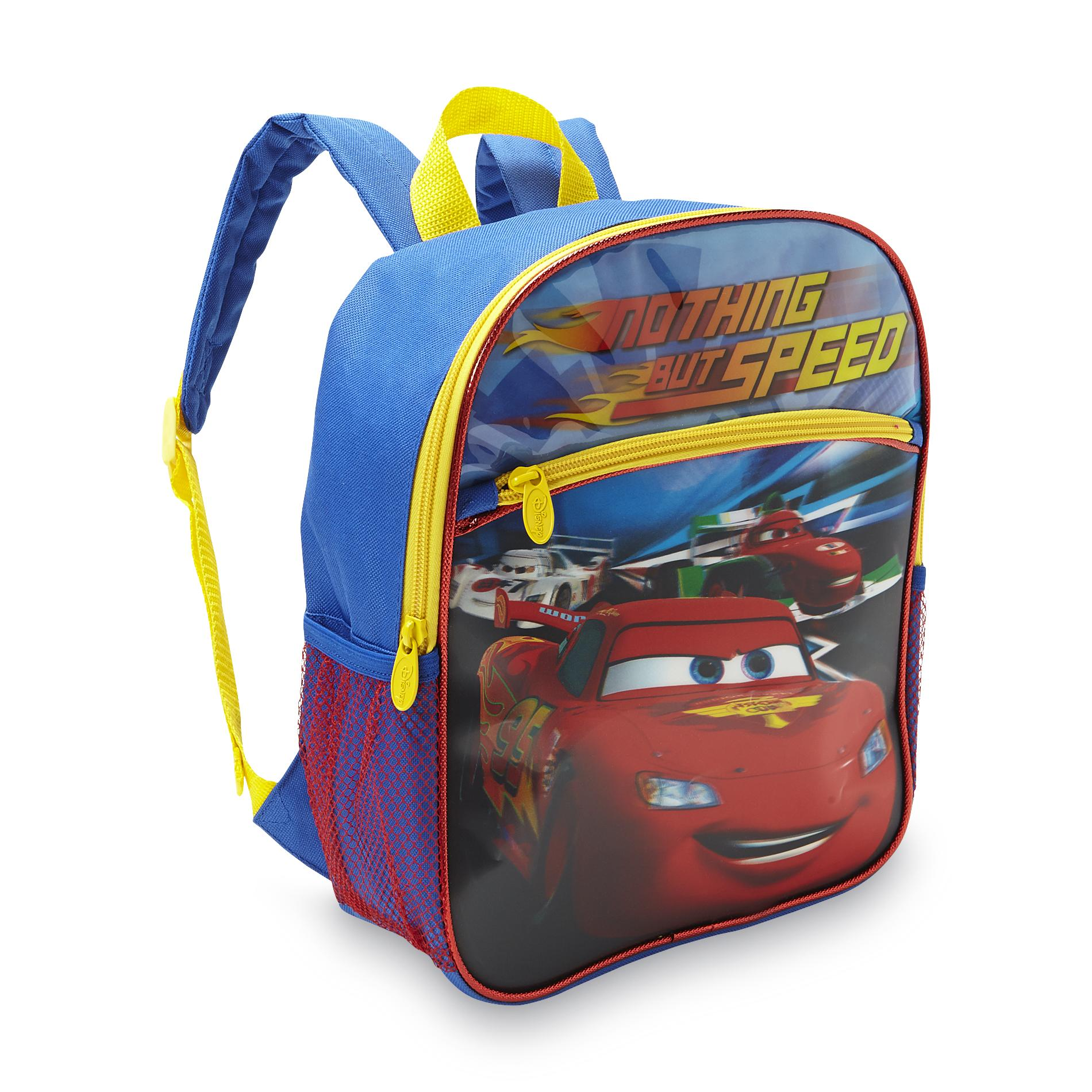 Disney Cars Boy's Backpack - Lightning McQueen