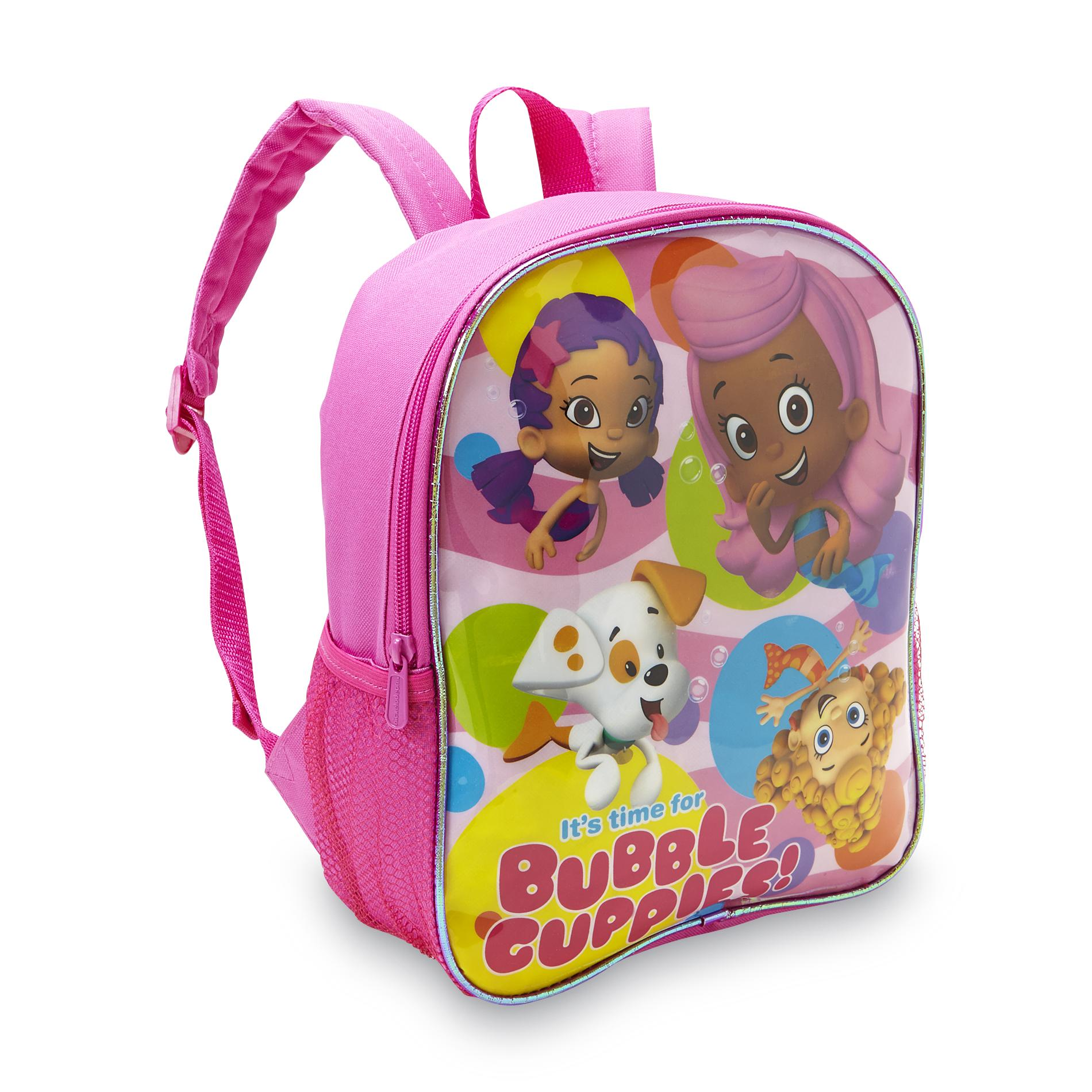 Nickelodeon Bubble Guppies Girl's Backpack