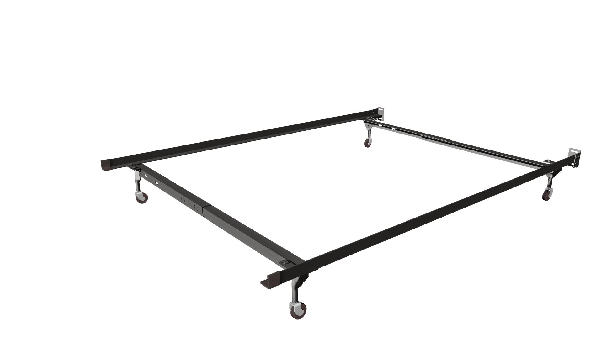 Mantua Low Profile Twin/Full/Queen Bed Frame