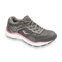 Everlast®  Women's Lesley Memory Foam Gray/Pink Athletic Shoes at Kmart.com