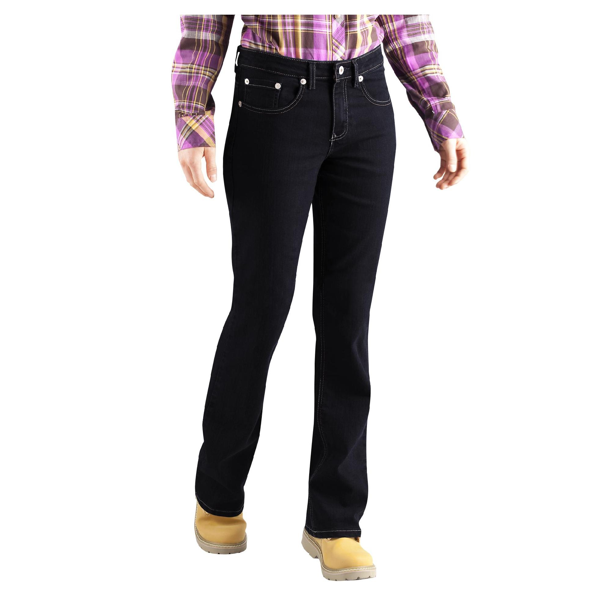 Dickies Women's Relaxed Boot Cut Jean FD138