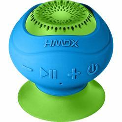 HMDX Neutron Wireless Suction Speaker - HX-P120BL at Kmart.com