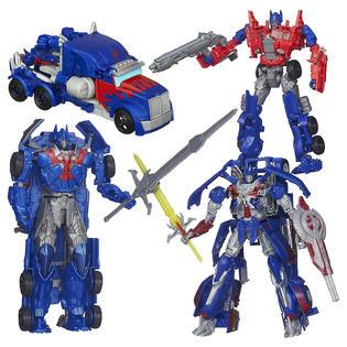 Transformers-Ultimate Optimus Prime A.O.E. Collection