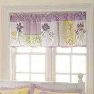 My World Patch of Flowers Valance at Kmart.com