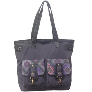 Athletech Double Front Pocket Tote Bag