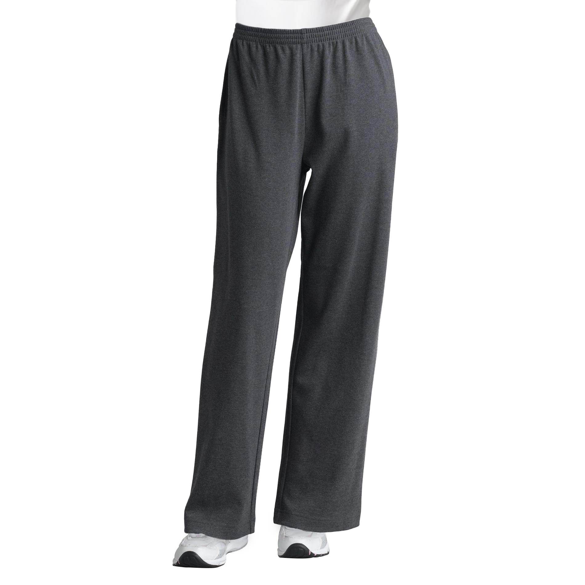 Laura Scott Women's Petite Knit Pants