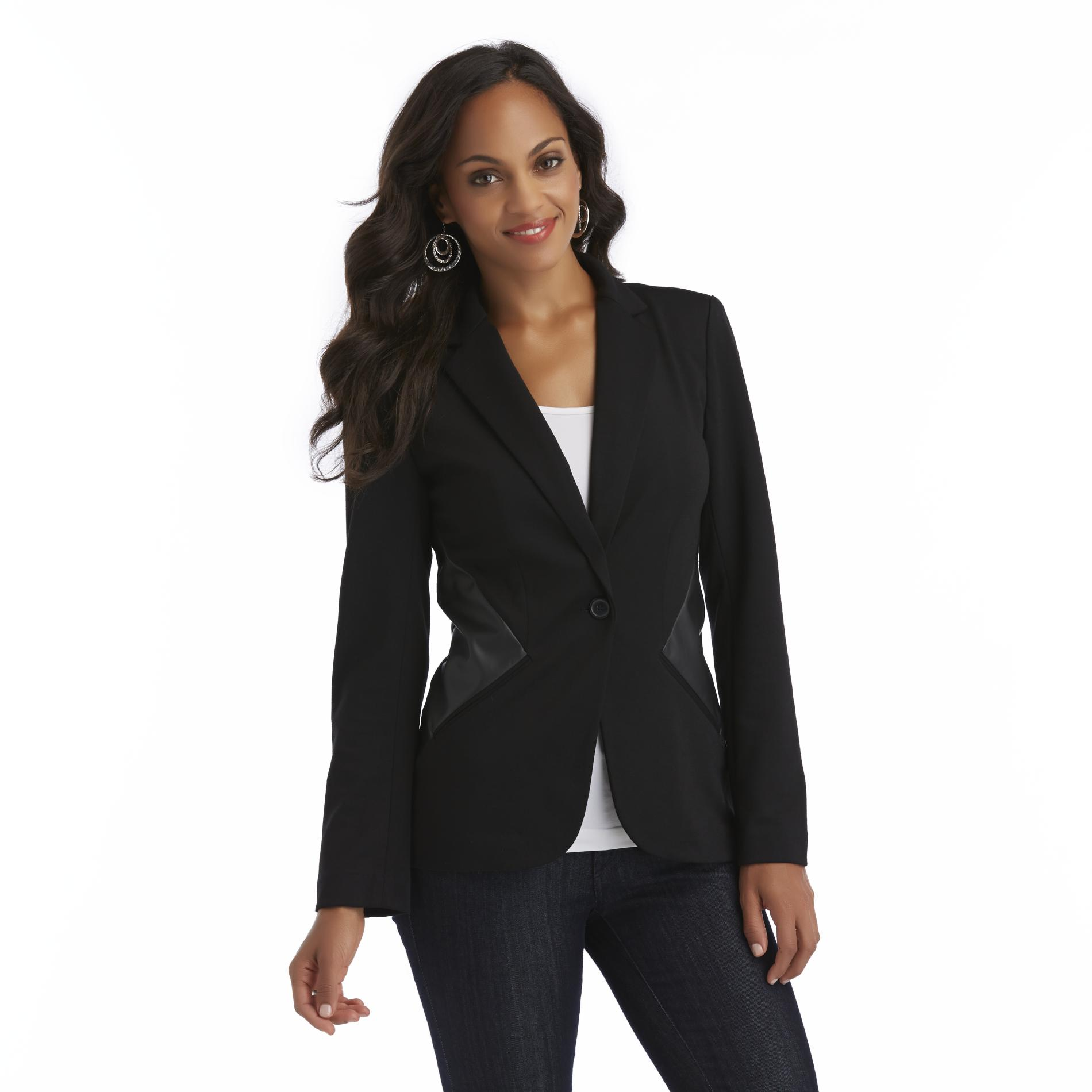 Sofia by Sofia Vergara Women's Embellished Blazer at Kmart.com
