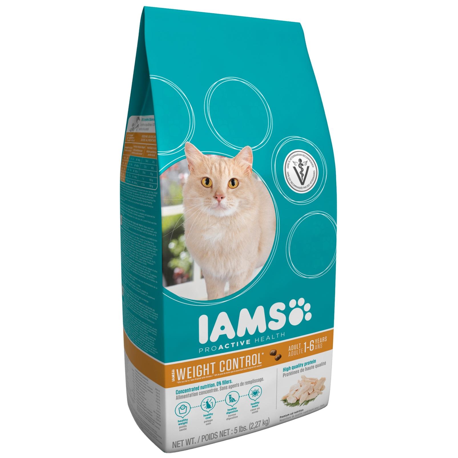 Iams Proactive Health Weight Control Cat Food