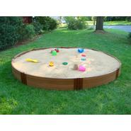 Frame It All Two Inch Series 10.5ft.dia  x 11in. x  2in. Composite Round Sandbox Kit at Kmart.com