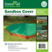Frame It All 10.5ft.dia. x  5.5in. Circle/Octagon Sandbox Cover at Kmart.com