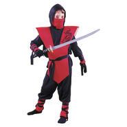 Boys Ninja Complete Red Halloween Costume at Kmart.com