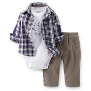 Carter's Newborn & Infant Boy's Shirt, Bodysuit & Pants - Squirrel at Sears.com