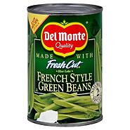 Del Monte Fresh Cut Green Beans, French Style, 14.5 oz (411 g) at Kmart.com