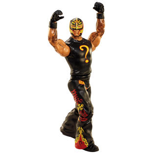 WWE Rey Mysterio - WWE Series 40 Toy Wrestling Action Figure