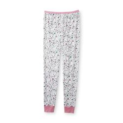Joe Boxer Women's Thermal Pants - Leopard Print at Kmart.com