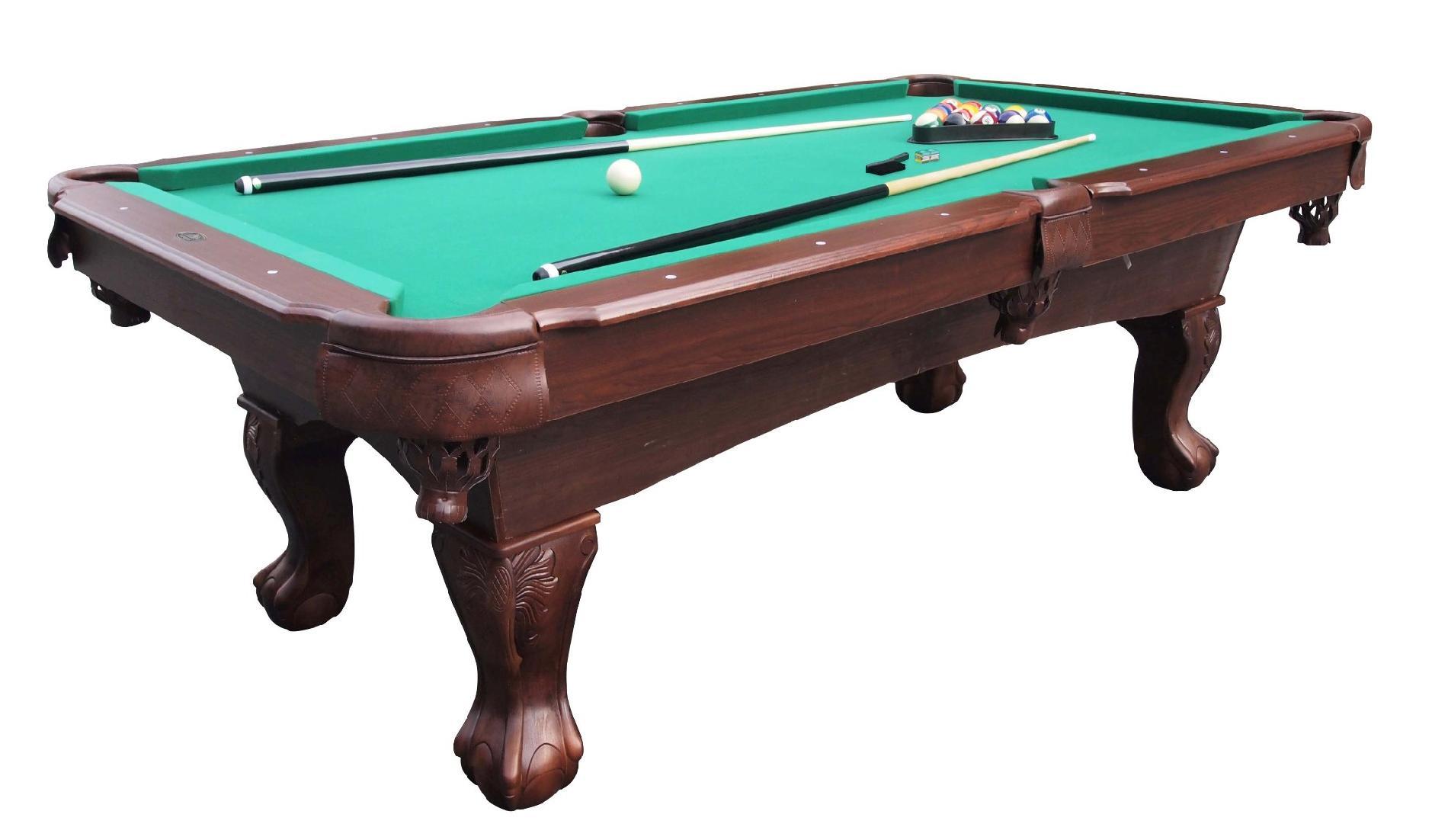 md sports springdale 7 5 ft billiard table with bonus cue