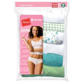 Hanes Women's Cotton Hipster at Kmart.com