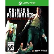 Maximum Gaming CRIMES AND PUNISHMENTS: SHERLOCK HOLMES - ONE at Sears.com