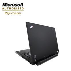 Lenovo Refurbished: IBM Lenovo T400 14.1 Laptop Core2Duo 2.4 GHz 4GB Ram 160HDD DVDRW Win7Home at Kmart.com