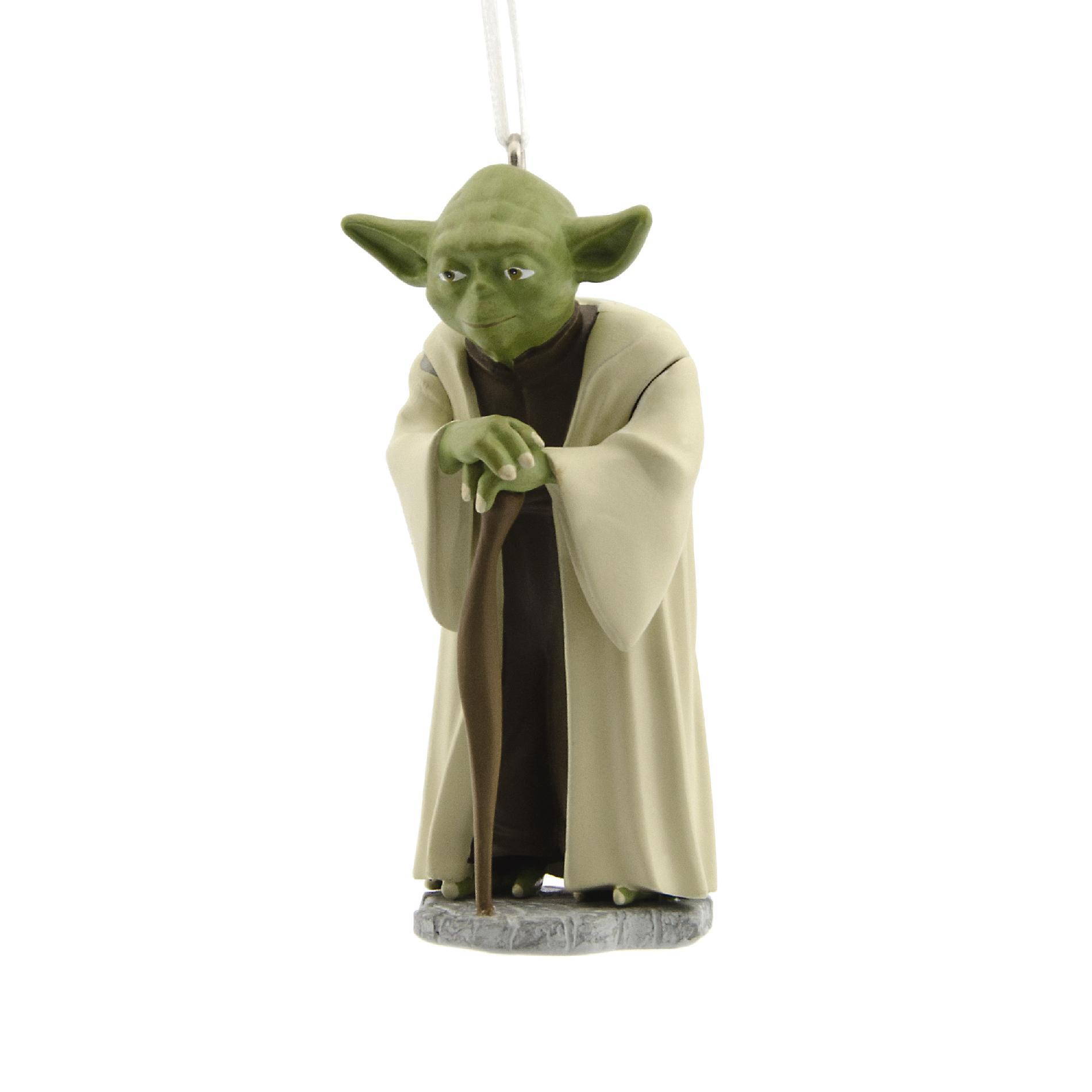 Yoda Character Design : Star wars yoda christmas ornament seasonal