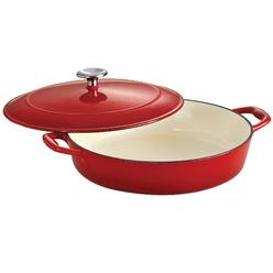 Tramontina Gourmet Enameled Cast Iron - Series 1000 - 4 Qt Covered Braiser at Kmart.com