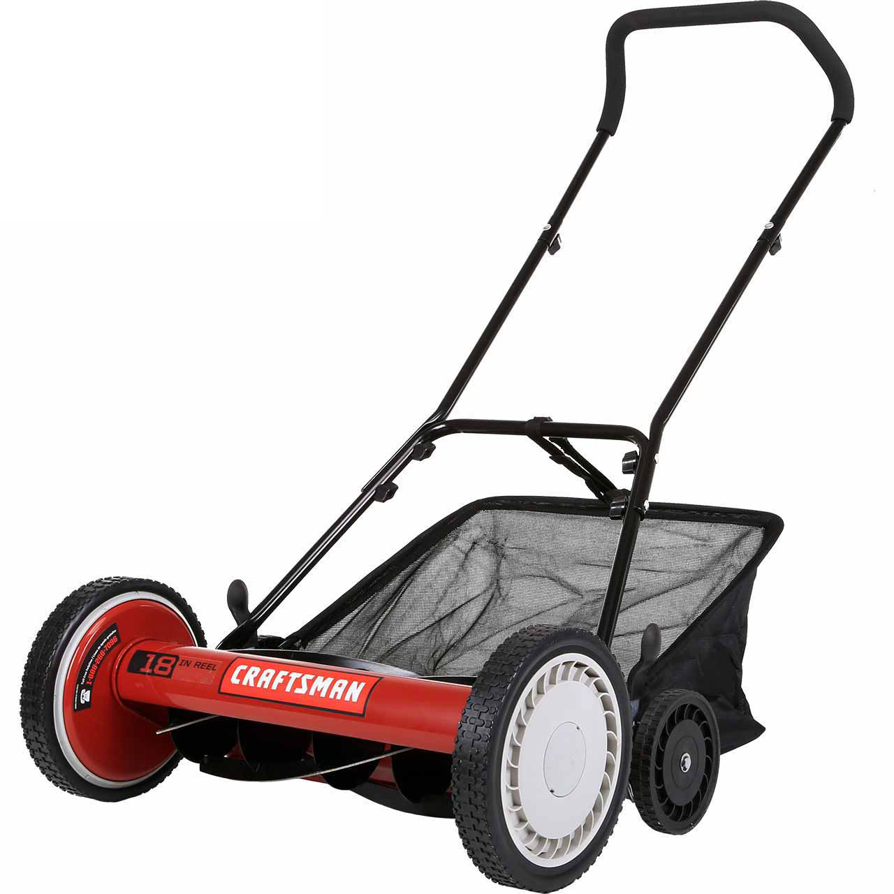 "Craftsman 18"" Reel Push Lawn Mower"