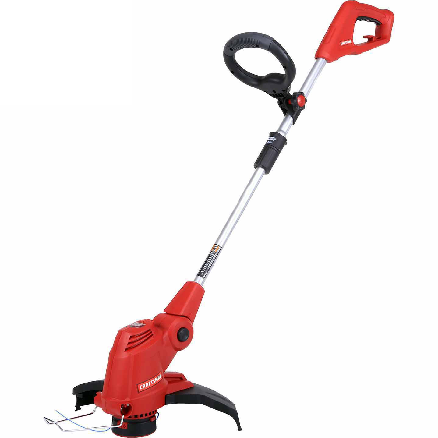 """Craftsman 15"""" Line Trimmer: Manicure your Lawn at Sears"""