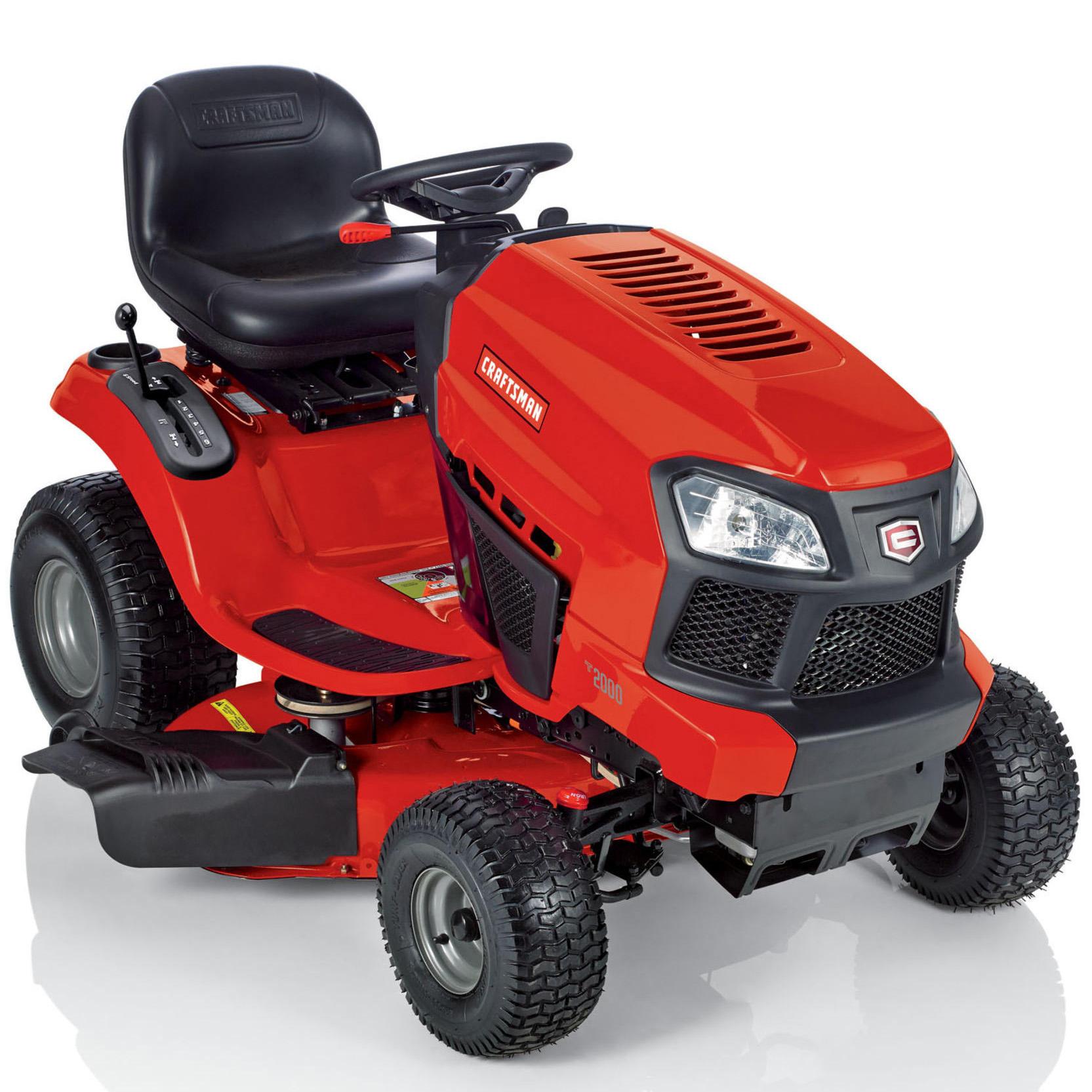 craftsman 20380 42 u0026quot  19 hp 6