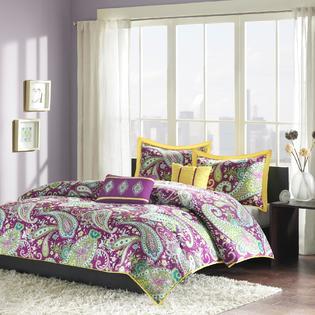 Mizone Maya 5 Piece Comforter Set