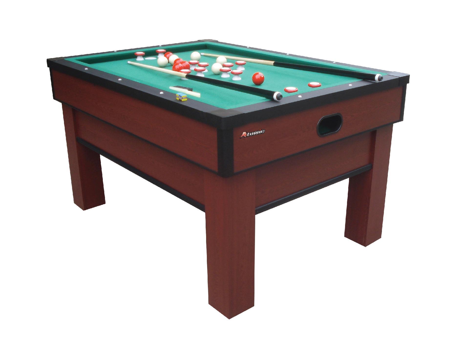 Rhino Bumper Pool Table