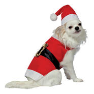 Pet Santa Halloween Costume at Sears.com