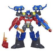 Transformers Hero Mashers Electronic Optimus Prime Figure at Sears.com
