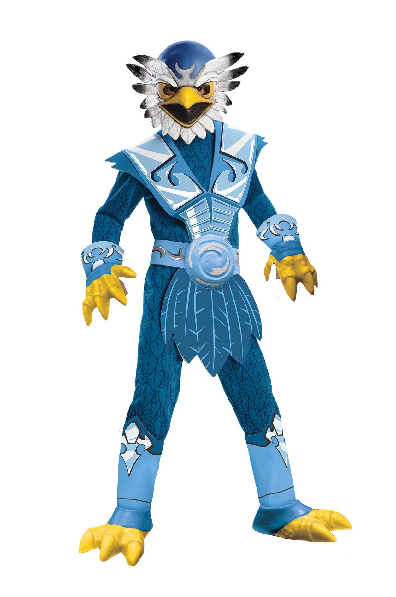 Boys' Deluxe Skylanders Jet-Vac Halloween Costume PartNumber: 009VA76636812P MfgPartNumber: 886787