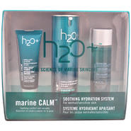 H2O+ Marine Calm Soothing Hydration System by H2O+ for Unisex - 3 Pc Kit at Sears.com