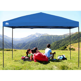 Shade Tech II ST100 Instant Canopy 10x10 - Blue