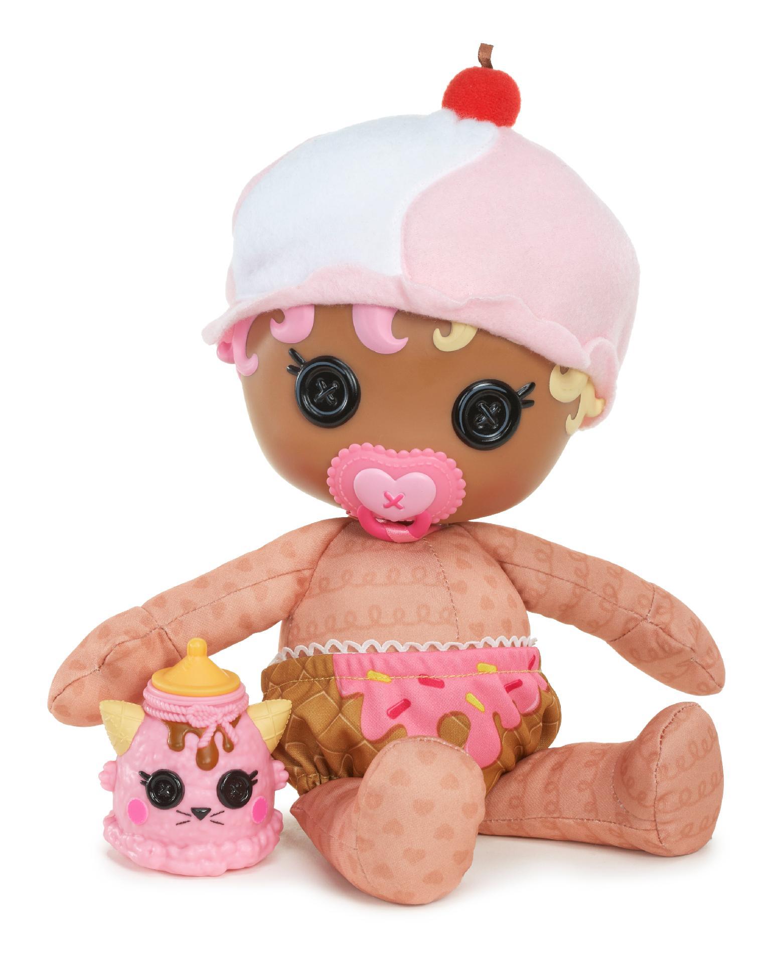 Lalaloopsy Lalaloopsy Babies™ Doll- Scoops Waffle Cone™