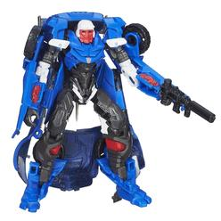 Transformers Age of Extinction Generations Deluxe Class Hot Shot Figure
