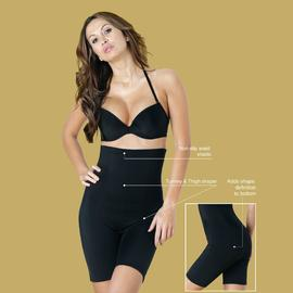 Dr. Rey Shapewear High Waist Step In at Kmart.com