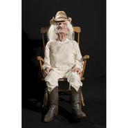 Crotchety Grandpa Animated Halloween Prop at Sears.com
