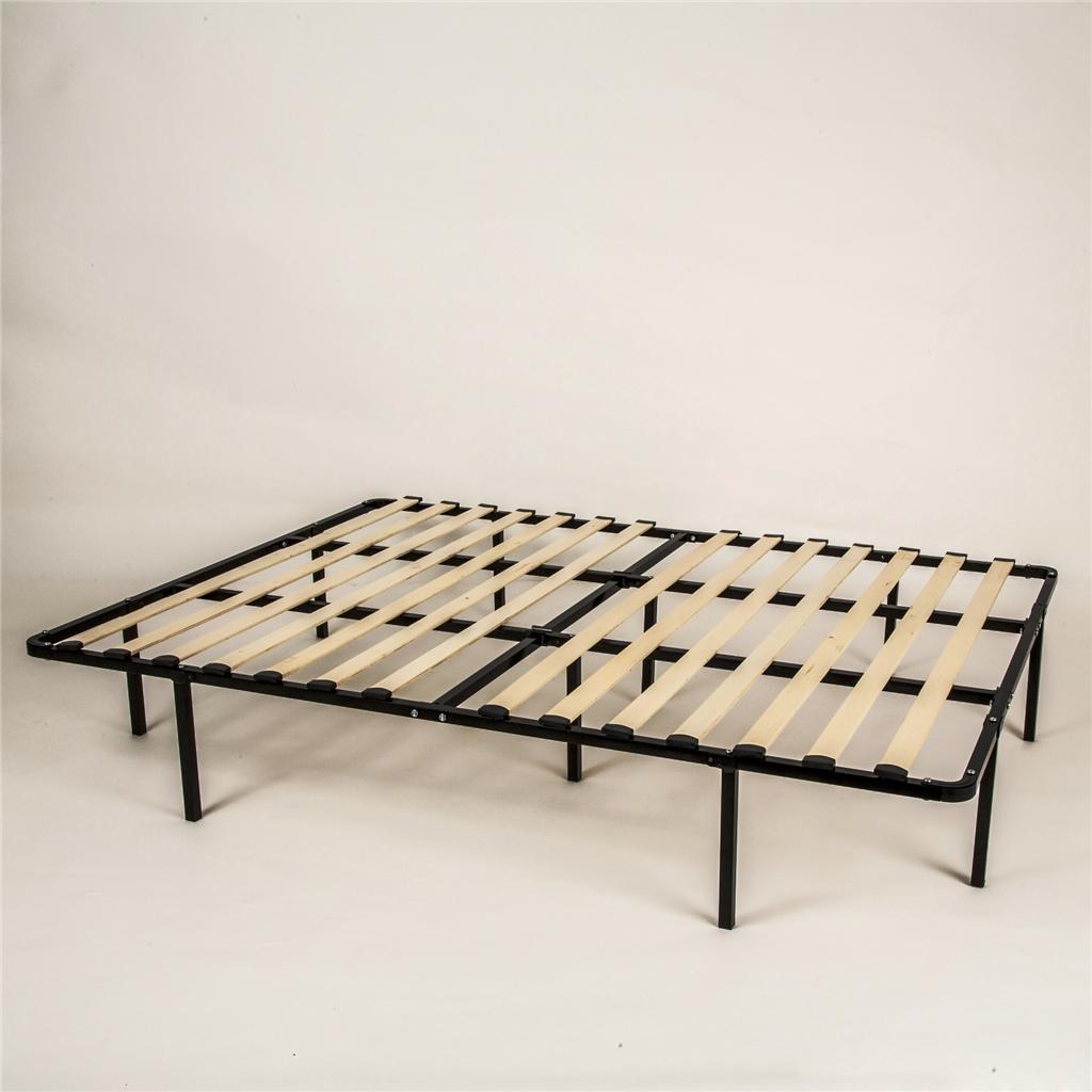 Queen Bed Foundation Storage