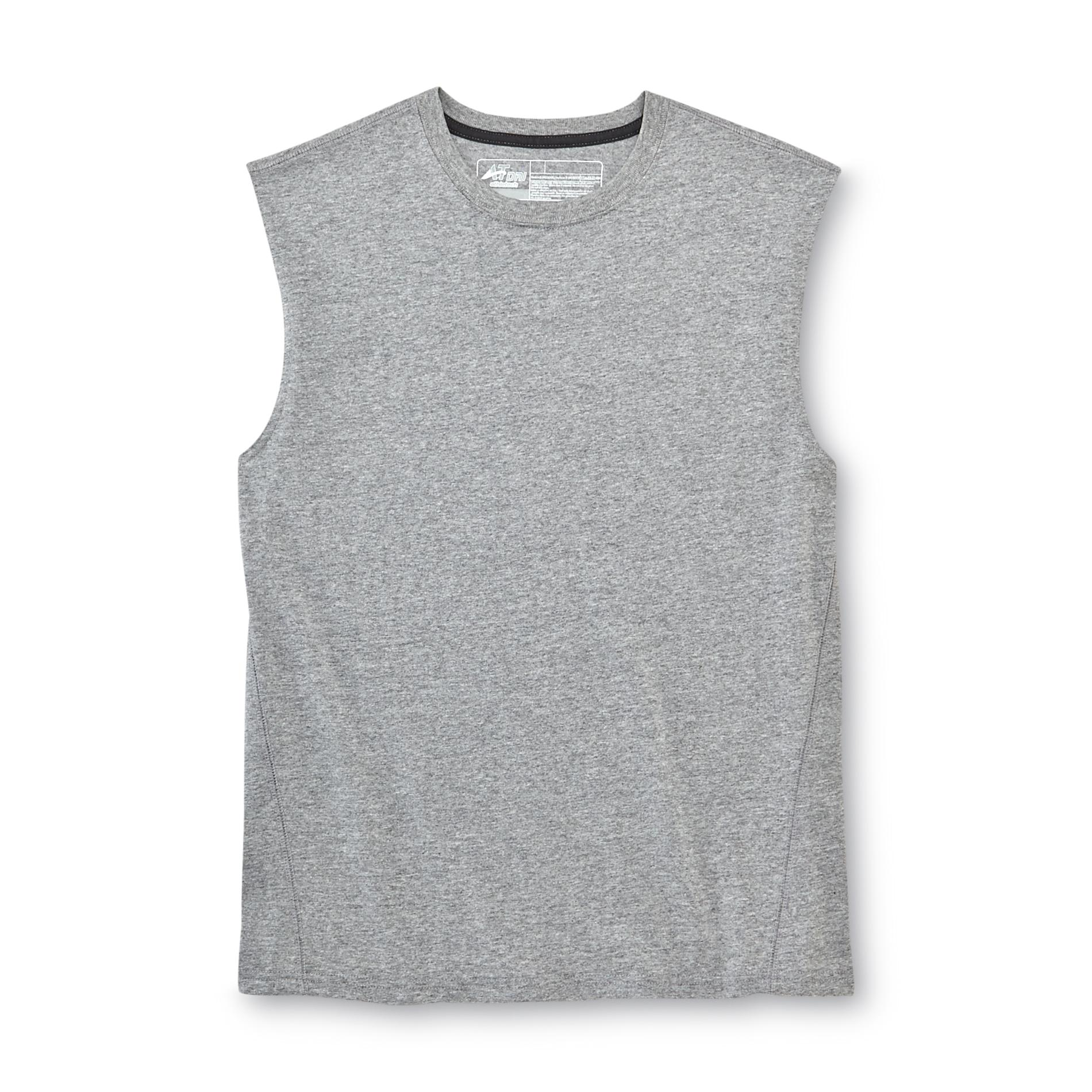 Athletech Men's Jersey Knit Muscle Shirt