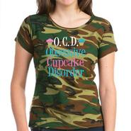 CafePress Cute Cupcake Women's T-Shirt Online Exclusive at Kmart.com