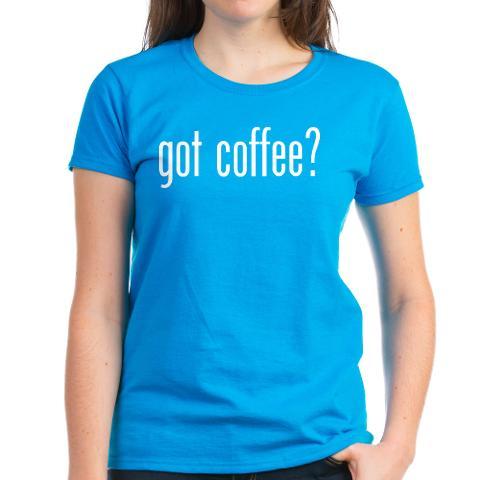 CafePress got coffee? at Kmart.com