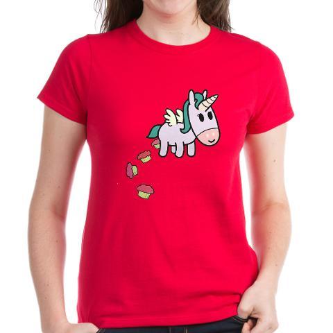 CafePress Unicorn Sweets T-Shirt Online Exclusive at Kmart.com