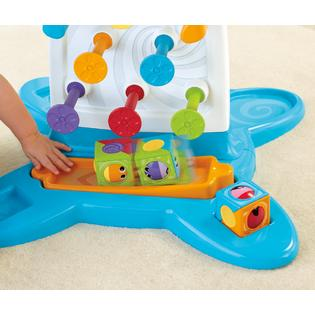 Fisher Price Roller Blocks Play Wall Toys Amp Games