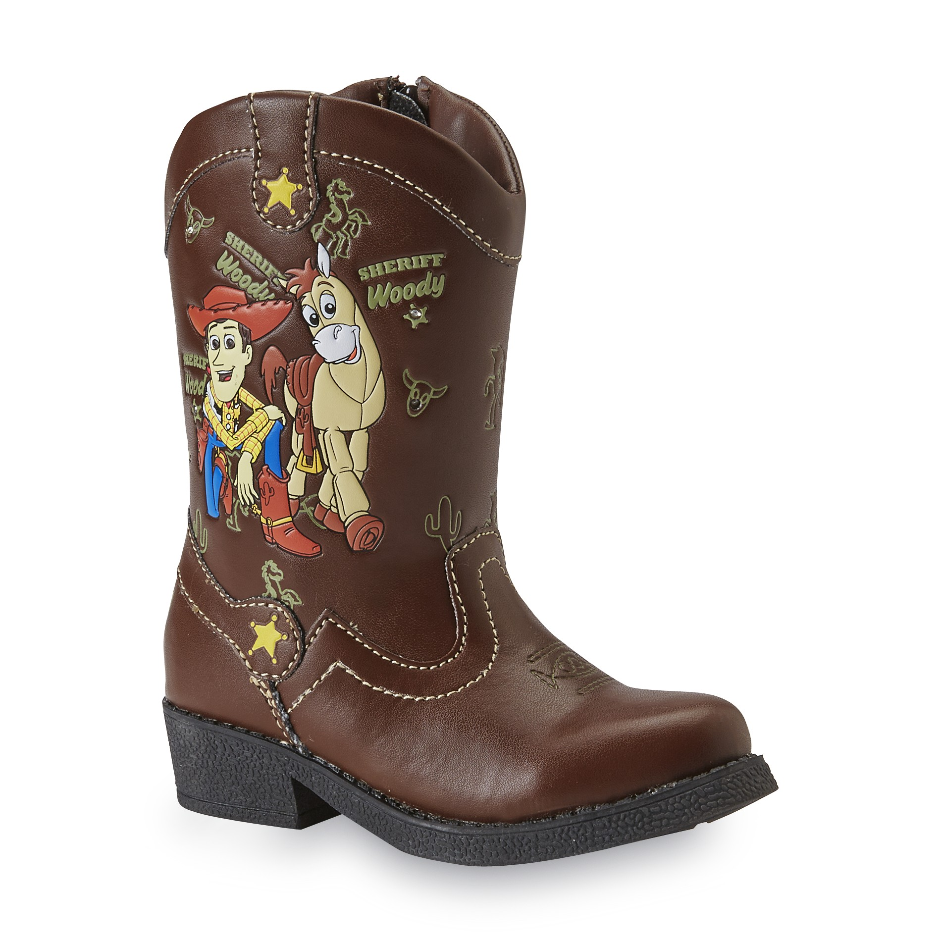 Disney Pixar Toy Story Toddler Boy S Toy Story Brown Light