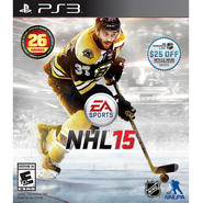 Electronic Arts NHL 15 for PlayStation 3